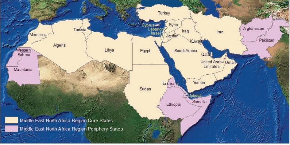 Middle Eastern North African Studies  International